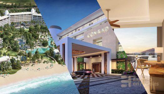 Conrad Punta de Mita se prepara para su apertura en la Riviera Nayarit, México