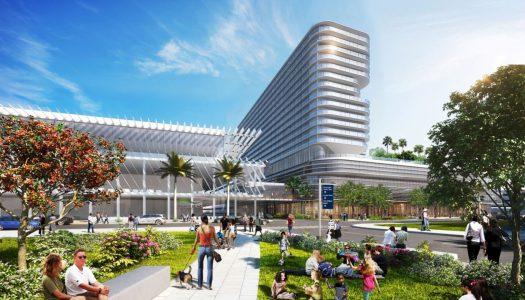 Hyatt anuncia Grand Hyatt Miami Beach con 800 habitaciones. ¿Cuándo será la apertura?
