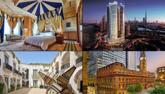 Los 24 nuevos hoteles que se suman a Preferred Hotels & Resorts