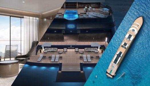 The Ritz-Carlton Yacht Collection: cómo es el crucero de lujo que se prepara para inaugurar