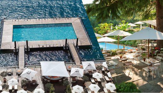 El exclusivo Grand Hotel Tremezzo en Lago di Como reabrió sus puertas