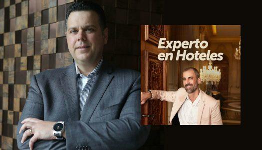 Podcast: Entrevista a Ignacio Mendoza, General Manager de Hyatt Centric San Isidro Lima