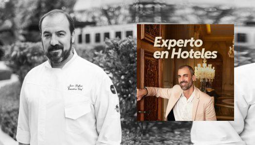 Podcast: Entrevista a Juan Gaffuri, Chef Ejecutivo de Four Seasons Buenos Aires