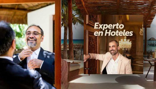 Podcast: Pedro Lara, GM de Viceroy Riviera Maya dialogó con Experto en Hoteles