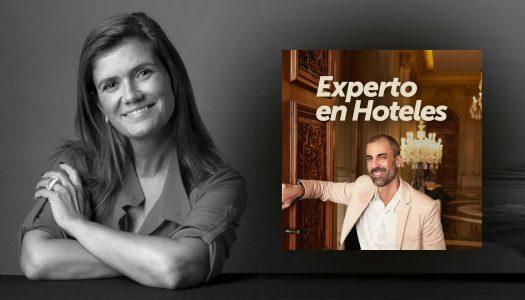 Podcast: Pilar Sordo y cómo enfrentar la incertidumbre en los hoteles y el turismo