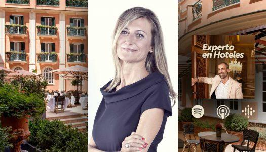 Podcast: Entrevista a Amparo González, Directora de Ventas Globales para Rocco Forte Hotels