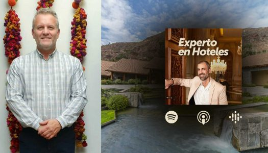 Podcast: Entrevista a Bruno Giordano, GM de Tambo del Inka, a Luxury Collection Resort & Spa
