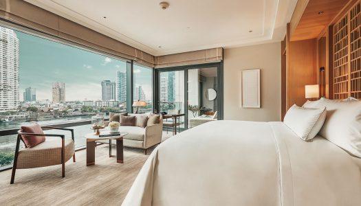 Capella Bangkok se prepara para su apertura y ya se puede reservar
