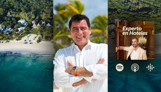 Podcast: Entrevista a Federico Echaiz, GM de Belmond Maroma Resort & Spa