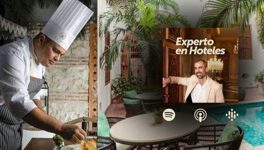 Podcast: Entrevista a Heberto Eljach, Chef Ejecutivo de Hotel Casa San Agustín