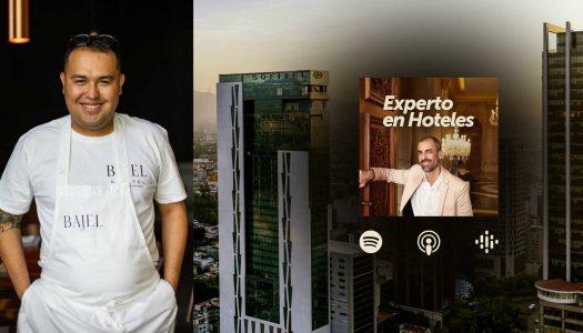 Podcast: Entrevista a Luis Escamilla, Chef de Sofitel Mexico City Reforma