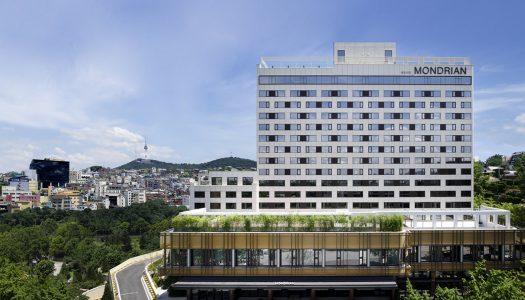 Mondrian desembarcó en Asia con Mondrian Seoul Itaewon en Seúl, Corea del Sur