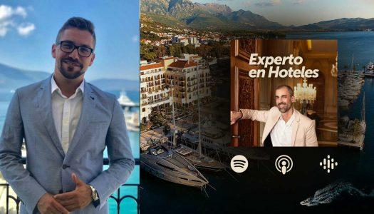 Podcast: Regent Porto Montenegro. Entrevista a Ivan Rudolf Gajic, DOSM del hotel