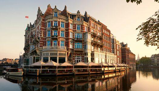 De L'Europe, el hotel de lujo más antiguo de Ámsterdam, reabrió renovado