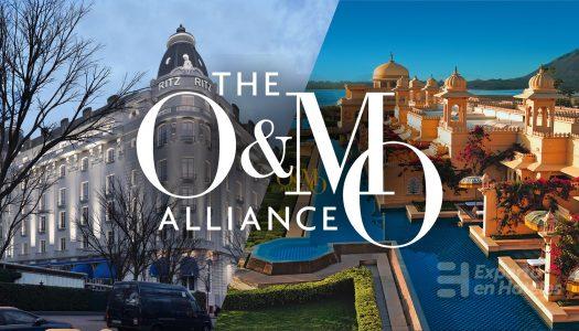Mandarin Oriental y Oberoi hacen una alianza estratégica: O&MO Alliance