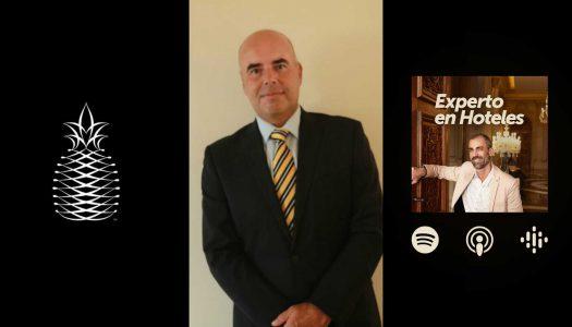 Podcast: Entrevista a Antonio Vera, Director Regional México en Preferred Hotels & Resorts
