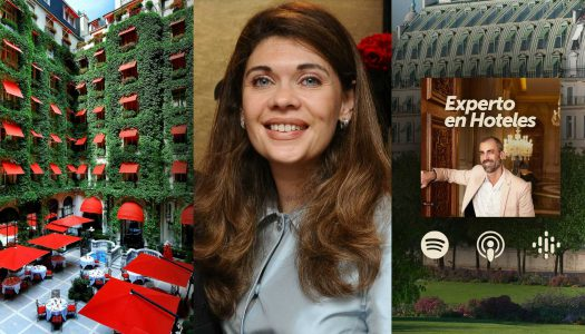 Podcast: Entrevista a Gloria Mendez, Directora de Ventas en Dorchester Collection