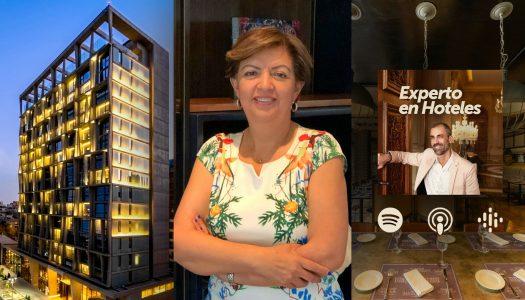 Podcast: Entrevista a Lucy Ruiz, GM de Hyatt Centric Las Condes Santiago
