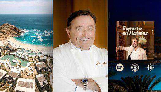 Podcast: Entrevista a Xavier Salomon, Chef Ejecutivo de Montage Los Cabos