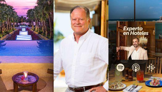 Podcast: Entrevista a James Hughes, GM de The St. Regis Punta Mita
