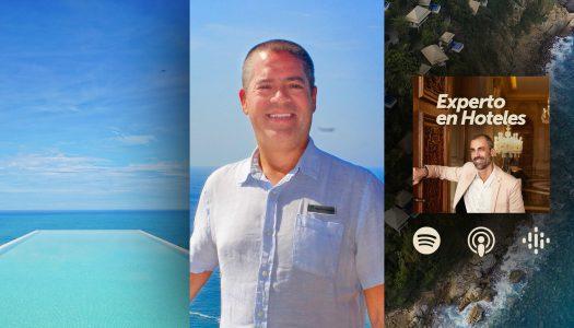 Podcast: Entrevista a José Portocarrero, GM de Banyan Tree Cabo Marqués, Acapulco