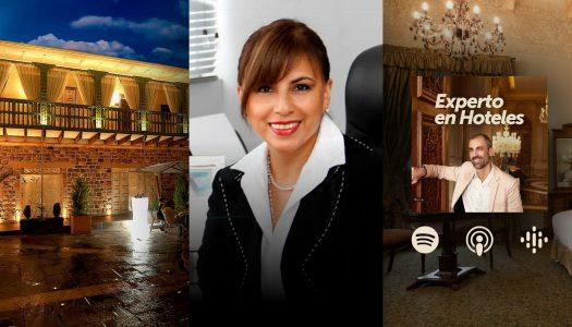 Podcast: Entrevista a Rosana Martinez, Directora Comercial de Aranwa Hotels