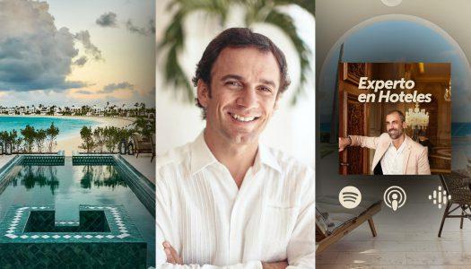 Podcast: Entrevista a Tiago Moraes Sarmento, GM de Belmond Cap Juluca en Anguila