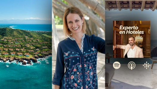 Podcast: Entrevista a Annie Monnier, Resort Manager en Four Seasons Punta Mita