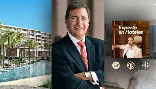 Podcast: Entrevista a Jorge Giannattasio, SVP y Jefe de Operaciones en Hilton para Latinoamérica y el Caribe
