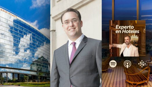 Podcast: Entrevista a Philippe Frey, GM de Grand Hyatt Bogotá