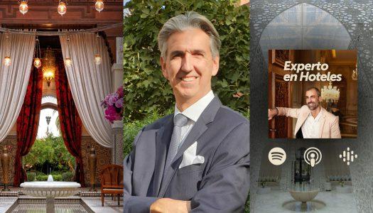 Podcast: Entrevista a Thierry Torrents, DOSM de Royal Mansour Marrakech