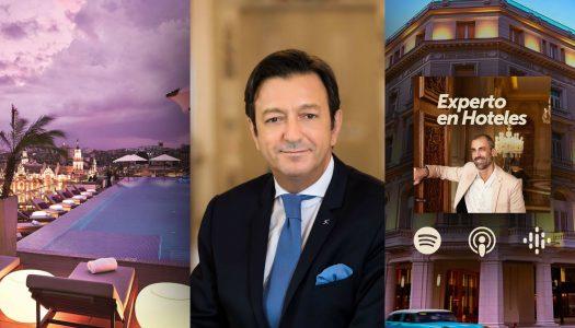 Podcast: Entrevista a Xavier Destribats, COO de Kempinski Hotels para Las Américas