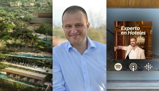 Podcast: Entrevista a Félix Murillo, GM de Four Seasons Tamarindo