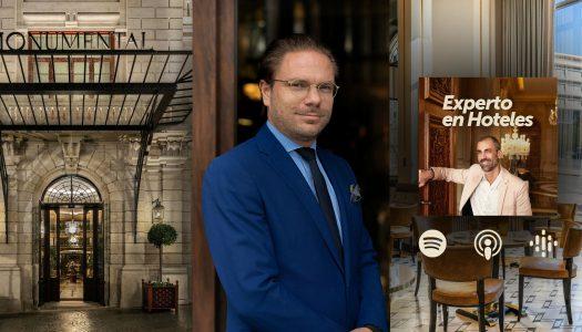 Podcast: Entrevista a Floris Boyen, GM de Maison Albar Hotels Le Monumental Palace