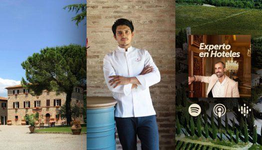 Podcast: Entrevista a Juan Camilo Quintero, Chef Ejecutivo de Borgo San Felice, Italia