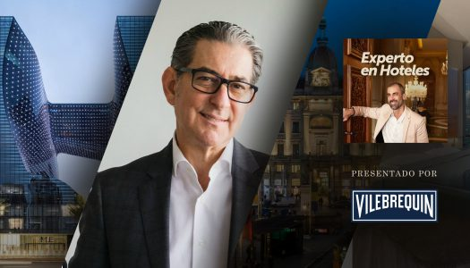 Podcast: Entrevista a André Gerondeau, COO de Meliá Hotels International