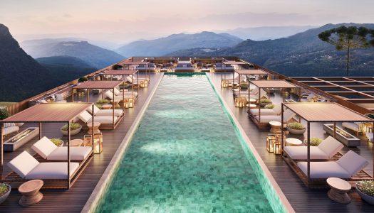 Kempinski desembarca en Sudamérica con Kempinski Laje de Pedra Hotel & Residences en Brasil