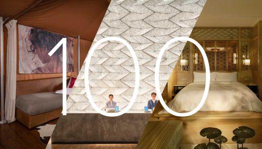 Los 100 mejores hoteles del mundo 2021: World's Best Awards T+L