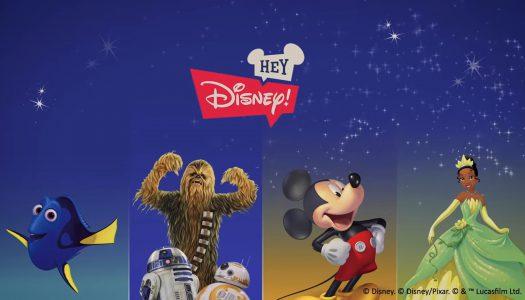 Amazon y Disney llevan a Alexa a los resorts con Hey, Disney