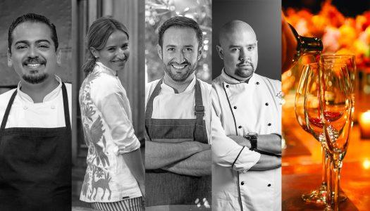 Casa de Sierra Nevada, a Belmond Hotel celebra su nueva cocina con una cena especial